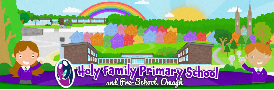Holy Family Primary School, Omagh